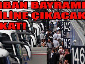 KURBAN BAYRAMI TATİLİNE ÇIKACAKLAR DİKKAT!