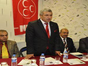 """Özsoy: """"Kayseri Belediyesi  bağlardan yönetilmeyecek"""""""
