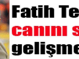 Fatih Terim'in canını sıkan gelişme