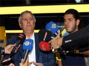 Fenerbahçe'deki görevinden istifa etti