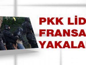 PKK Yöneticisi Fransa'da Yakalandı