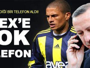 Alex de Souza'ya Şok Telefon!