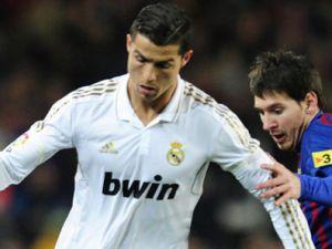 El Clasico! Messi: 2 Ronaldo: 2