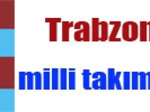 Trabzon'dan milli takım tepkisi!