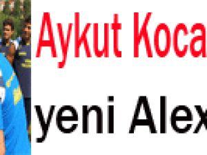 Aykut Kocaman'dan yeni Alex kararı