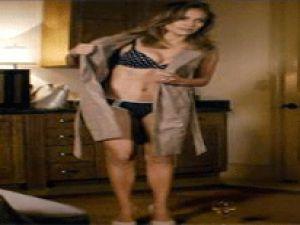 Jennifer Lopez'in Duş sahnesi basına sızdı