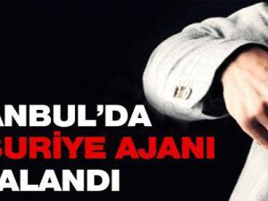 İstanbul'da 30 Suriye Ajanı Yakalandı