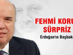 Erdoğan'ın Başbakan Adayı