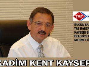 MEHMET ÖZHASEKİ BUGÜN SAAT 08.30'DA TRT HABER'İN KONUĞU