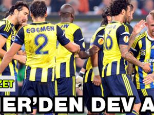 Fener'den dev adım / VİDEO