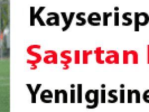 Kayserispor'da Şaşırtan Kupa Yenilgisine Öfke