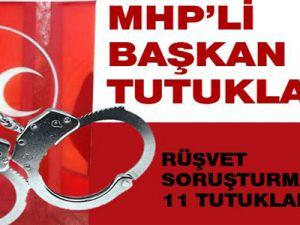 MHP'li Belediye Başkanı Tuncay Kılıç Tutuklandı