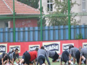 "KAYSERİ ERCİYESSPOR'DA ""TAVŞANLI"" MESAİSİ BAŞLADI"