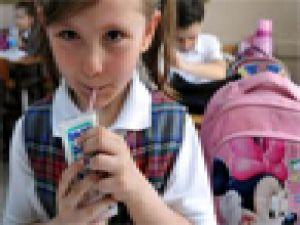Okul sütü dağıtımına 2. yarıyılda başlanacak