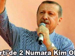 AK Parti'de 2 Numara Kim Olacak?