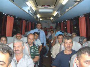 Türk Metal Sendikası Didime Çıkartma Yaptı
