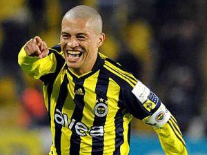 Fenerbahçe'de Alex de Souza kadro dışı