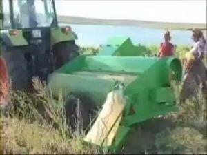 Develi'de iş kazası