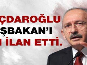 Kemal Kılıçdaroğlu Erdoğan'ı hainlikle suçladı.