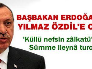 Başbakan Erdoğan, Neşet Ertaş'ın Cenazesinde Konuşma Yaptı