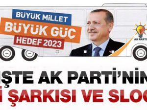 AK Parti'nin yeni şarkısı ve sloganı