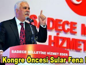 MHP'De Kongre Öncesi Sular Fena Isınıyor!
