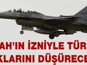 'Allah'ın izniyle Türk uçaklarını düşüreceğiz'