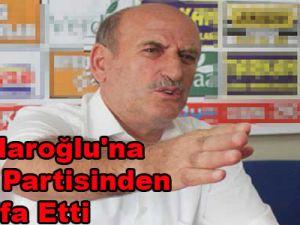 Kılıçdaroğlu'na Kızdı Partisinden İstifa Etti