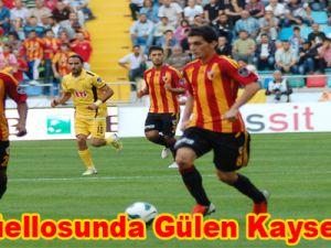 Gol Düellosunda Gülen Kayserispor