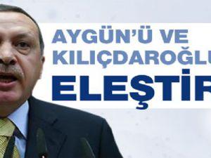 Başbakan Tayyip Erdoğan'dan Kılıçdaroğluna 'tavşanlı' cevap