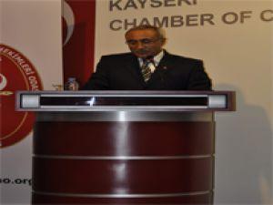 KAYSERİ VETERİNER HEKİMLER ODASI 2. GENEL KURUL TOPLANTISI YAPILDI