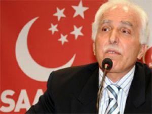"""Has Parti zaten Numan Kurtulmuş'a has bir partiydi"""