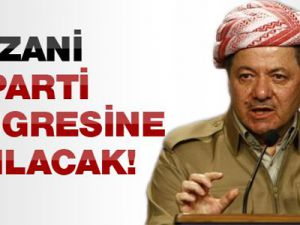 Barzani AK Parti kongresine katılacak