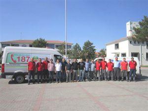 Kayserigaz ve Bursagaz Acil Eylem Planı Tatbikatlarının İkincisi Kayserigaz'da Gerçekleştirildi.