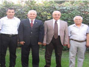 KAYSERİ MİLLETVEKİLİ AHMET ÖKSÜZKAYA'DAN KAYSERİ SMMM ODASI'NA ZİYARET