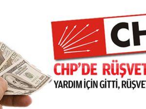 Yine CHP yine yolsuzluk iddiası