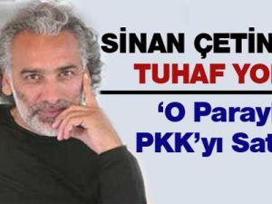 Sinan Çetin'den 'PKK'yı satın al' teklifi