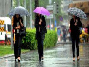 Sağanak yağış geliyor! Hava durumu nasıl olacak?