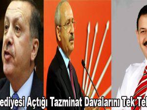 Kayseri Belediyesi Açtığı Tazminat Davalarını Tek Tek Kazanıyor