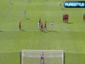 Alain Traore'den Roberto Carlos golü -VİDEO
