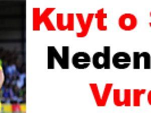 Dirk Kuyt sakatlığı için ne dedi?