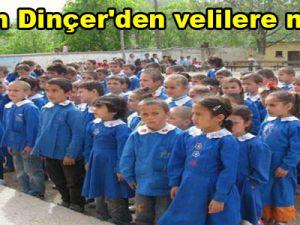 Bakan Dinçer'den velillere müjde!