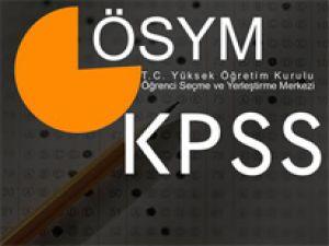 KPSS Ortaöğretim - Önlisans sınava giriş belgeleri yayımlandı