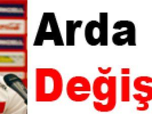 Arda Turan imaj değiştirdi