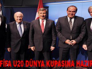 KAYSERİ FİFA U20 DÜNYA KUPASINA HAZIRLANIYOR