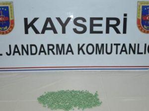 KAYSERİ'DE AZDIRICI VE EXTACY OPERASYONU
