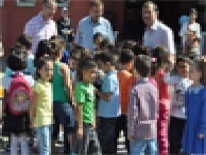 KAYSERİ'DE MİNİ MİNİ BİRLER DERS BAŞI YAPTI
