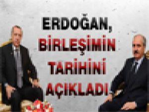 Başbakan Tayyip Erdoğan Açıkladı: HAS Parti'nin katılacağı tarih...