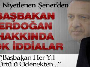 Abdullatif Şener'den Başbakan Erdoğan Hakkında Şok İddia