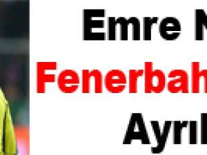 Emre'yi Fenerbahçe'den kopartan 'yumruk'